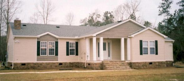 Mobile Homes With Brick Skirting Google Search