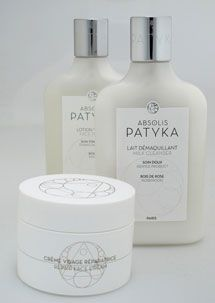 Patyka. All natural. French brand.