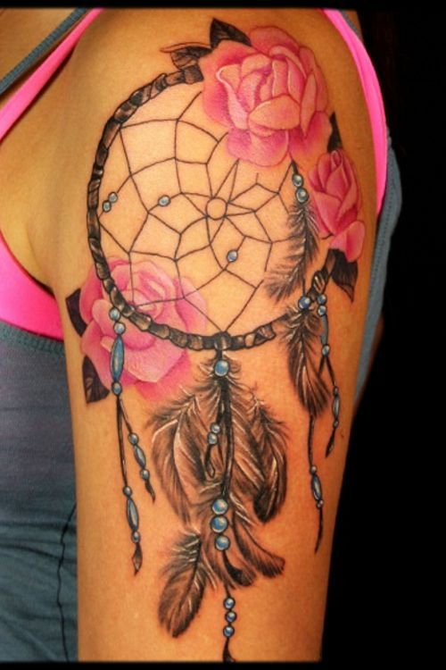Very pretty dream catcher!!