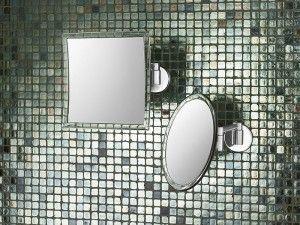 De voordelen van een make-up spiegel in de badkamer