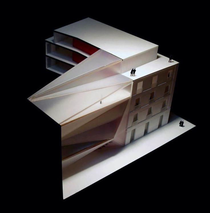 Jorge Ruiz Boluda · Ampliación de la sede del Colegio de Arquitectos de Alicante_finalista
