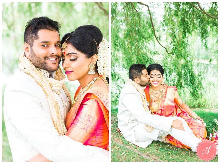 Toronto Hindu Wedding Portrait Photos: Prasanthy and Hussein  | © 2015 Samantha Ong Photography www.samanthaongphoto.com #samanthaongphoto #hinduwedding #wedding #weddingphotos