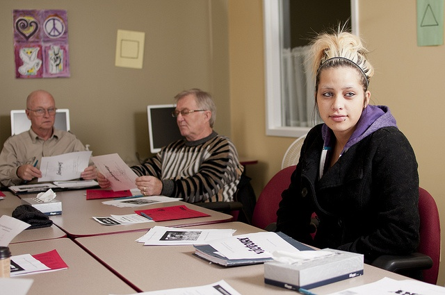 The YMCA of Simcoe/Muskoka Employment Service Office has resources you can use to research possible employment paths