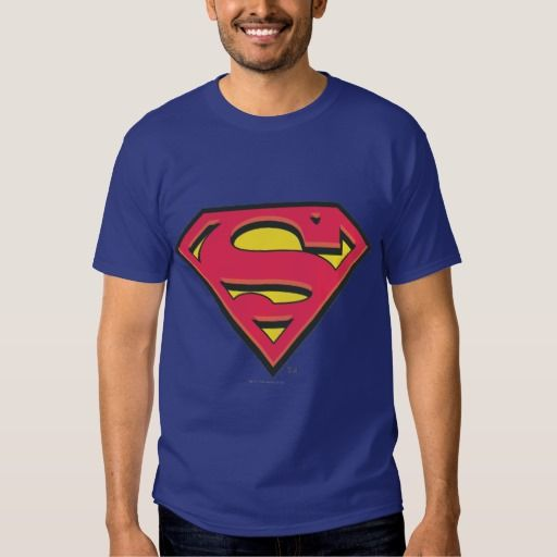 Men's Superman shirt