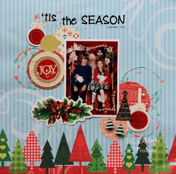17 Best Images About Scrapbook Page Ideas Christmas On