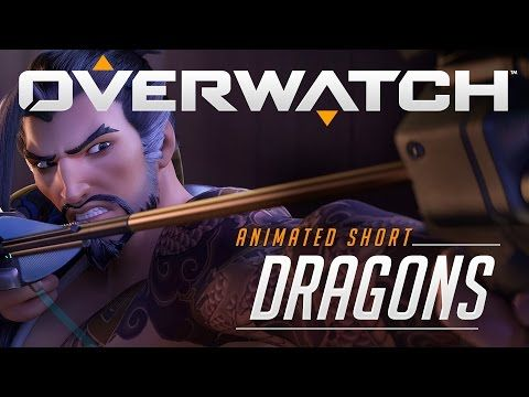 "Overwatch Animated Short | ""Dragons"" - YouTube. Discover the story behind one of Overwatch's biggest rivalries in our third animated short: Dragons! ""Dragons"" explores the history of conflict between the scions of the Shimada clan: Hanzo and Genji. In this episode, we follow Hanzo as he returns to the siblings' family home in Hanamura to seek redemption . . . and confront the ghosts of the past. #Gaming #VideoGames #Overwatch #Blizzard #FPS #FirstPersonShooter #HeroShooter"