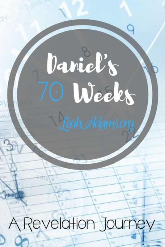 Our Revelation journey takes us into the book of Daniel to look at the seventy weeks that were decreed for the Jewish people.