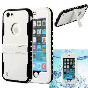 iPhone 6 Plus Waterproof Case, Caka Full-Body Underwater Waterproof case
