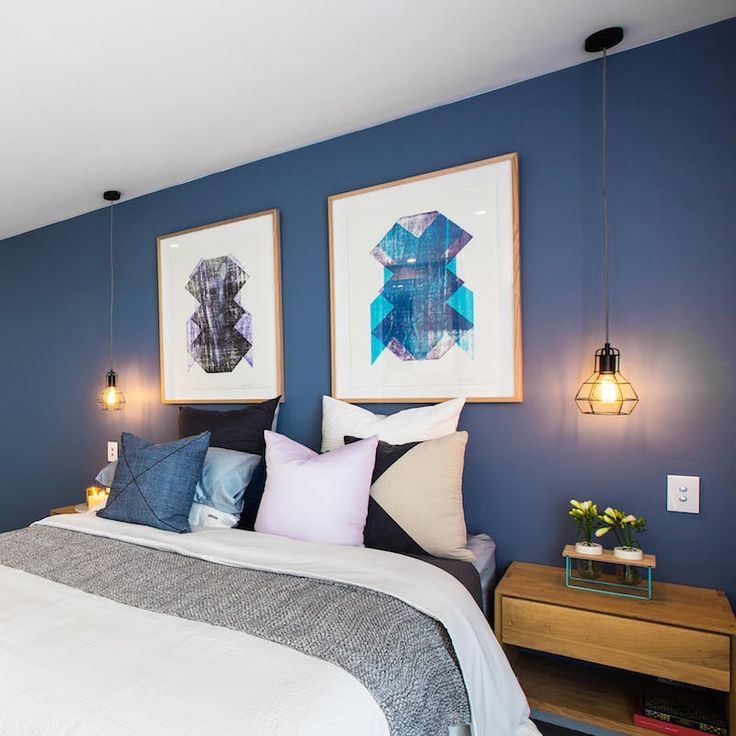 Dean and Shay Room 2   Guest Bed 1 & Ensuite - #theblockshop #theblock