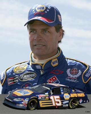 Michael Waltrip: Professional Racecar Driver