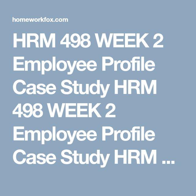 HRM 552 Phoenix Course/Uophelp