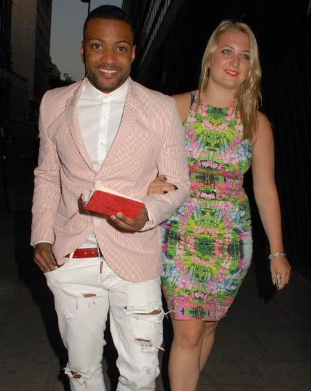JLS singer JB Gill gets engaged to girlfriend Chloe Tangney. Congrats from all the team at Ourbigdayinfo.com guys!
