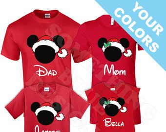 Familia vacaciones de Mickey Minnie por SomethingBlueDesigns                                                                                                                                                                                 Más