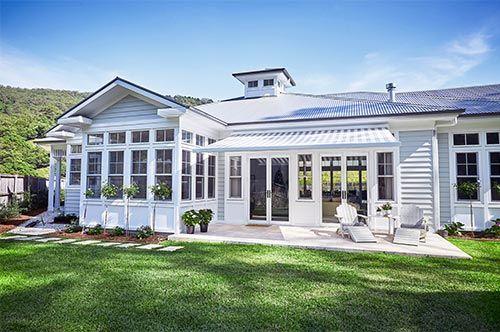 The 'Hamptons Experience' look