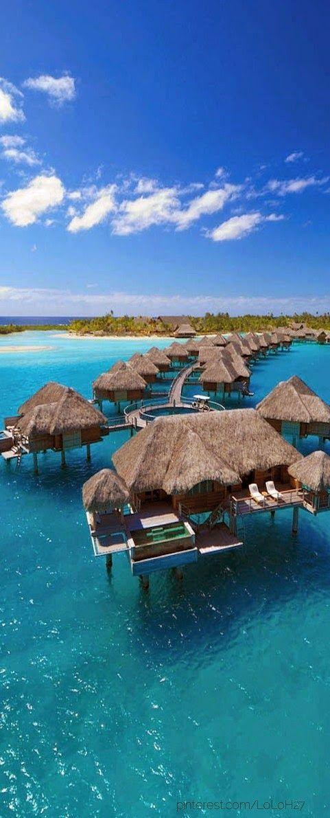 Bora Bora Beach.. Réservation hôtel pas cher chambre d'hôtel moins cher www.trouvevoyage.com