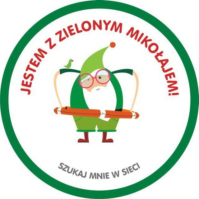 """""""W tym roku Mikołaj jest kompletnie Zielony"""" /2010"""