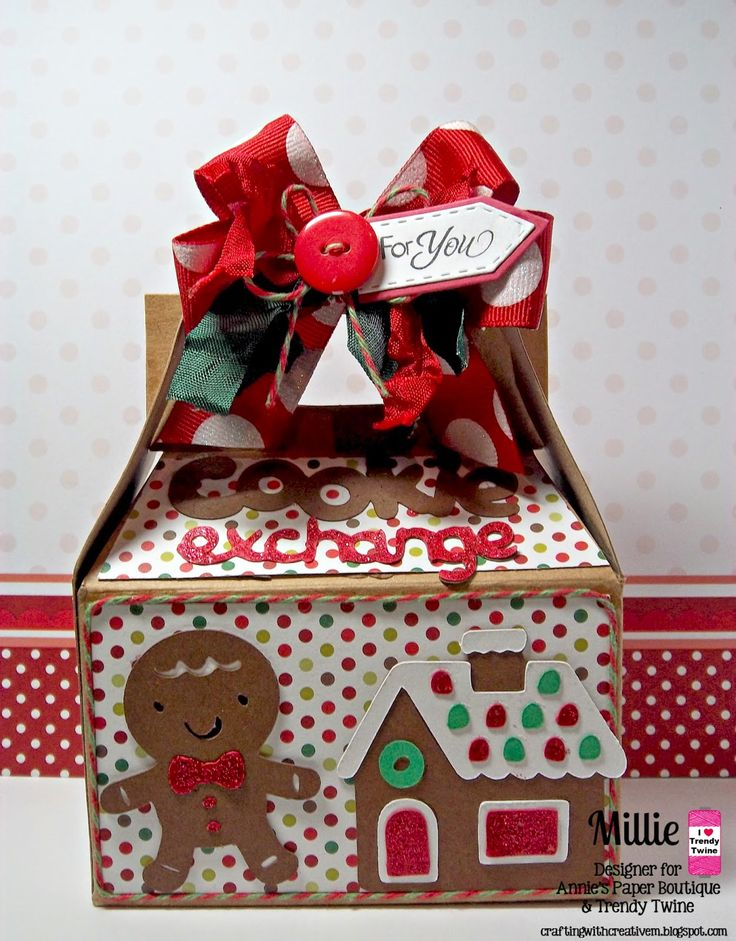 Christmas Gable Boxes