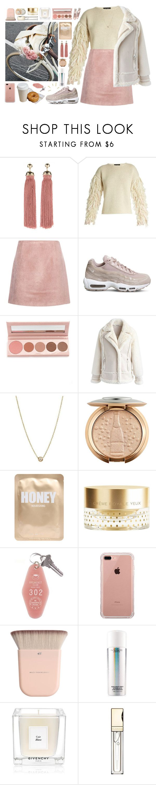 """lots of it"" by s-ensible ❤ liked on Polyvore featuring Tabula Rasa, Acne Studios, NIKE, 100% Pure, Chicwish, ZoÃ« Chicco, Lapcos, Orlane, Belkin and MAC Cosmetics"