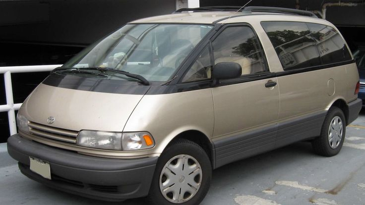 5c611463dd 1991 Toyota Previa Pictures  See 44 pics for 1991 Toyota Previa. Browse  interior and exterior photos for 1991 Toyota Previa.