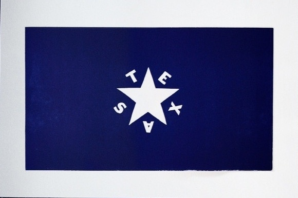 what is texas state flag