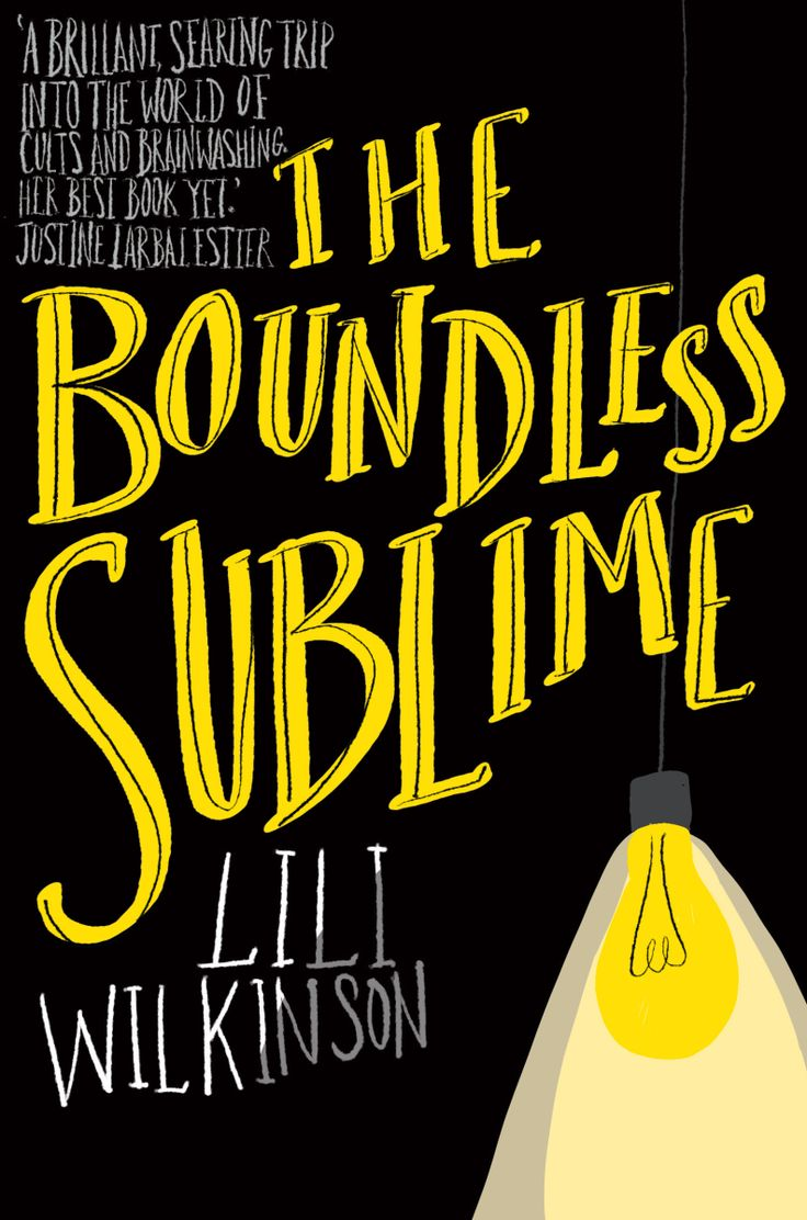 LoveOzYA Book Review: The Boundless Sublime by Lili Wilkinson is a dark and thrilling read that ventures deep into the heart of a sinister, suburban cult.