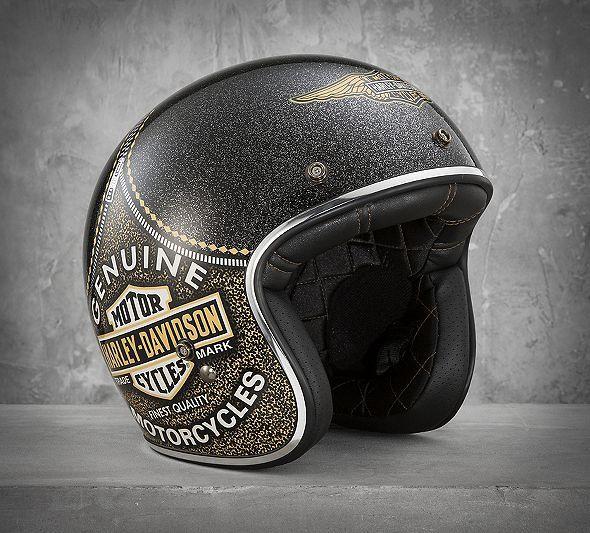 Women's Tantalus Retro 3/4 Helmet | Riding Essentials | Official Harley-Davidson Online Store