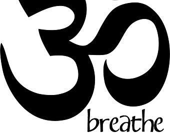 Namaste Definition Quote Vinyl Decal by ScriptumVinyl on Etsy