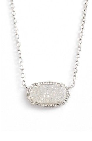 Kendra Scott 'Elisa' Pendant Necklace | No