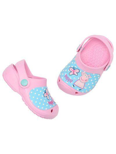 Pegga Pig Clog Shoes