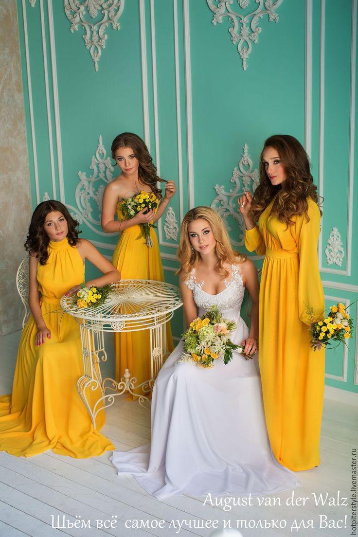 Купить Платье подружкам Невесты - платье подружек невесты, подружки невесты…
