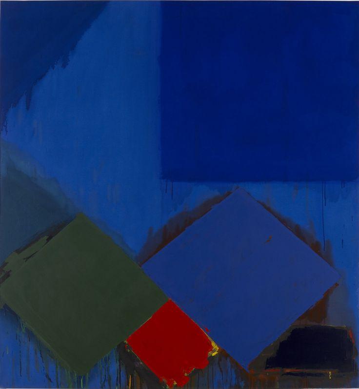 Newport Street Gallery – John Hoyland: Power StationsPaintings 1964–1982