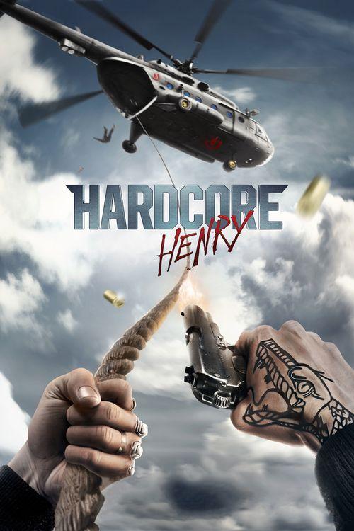 Hardcore Henry 【 FuII • Movie • Streaming