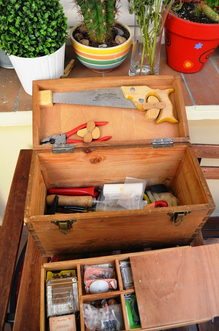 M s de 25 ideas incre bles sobre caja de herramientas en - Caja de herramientas ...