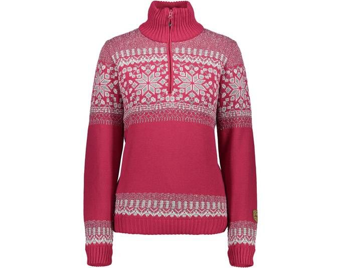 CAMPAGNOLO Damen Ski Freizeit norweger Strick Pullover Windstopper pink grau Jetzt bestellen unter: https://mode.ladendirekt.de/damen/bekleidung/pullover/sonstige-pullover/?uid=38cb1527-50df-5560-8811-f7362f3467cc&utm_source=pinterest&utm_medium=pin&utm_campaign=boards #sonstigepullover #pullover #bekleidung