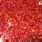 Αποξηραίνω πιπεριές φλωρίνης