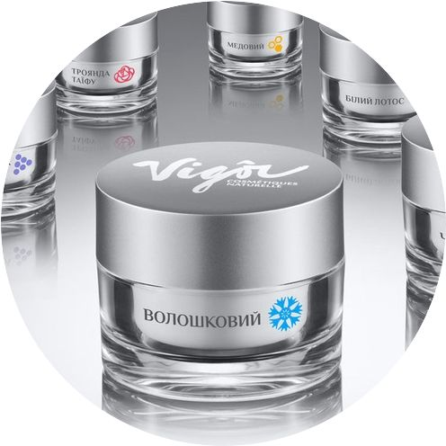 Vigor Компания производит натуральную косметику для лица и тела, ассортимент насчитывает более 80 наименований по трем направлениям: уход за лицом, уход за телом и уход за волосами. Это маски, кремы, тоники, кремы, сыворотки, скрабы, масла для массажа и для волос… Продукция Vigor Cosmetique Naturelle не содержит парабенов, канцерогенов, минеральных масел, гормонов, химических консервантов и красителей. В составе косметических средств натуральные биологически активные основы, эфирные масла и…