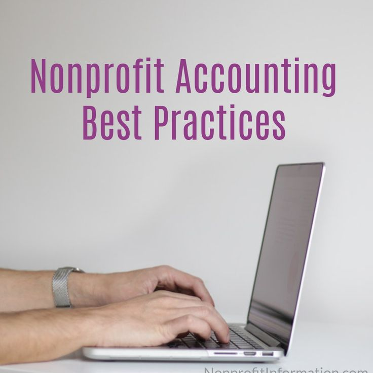Learn Common Nonprofit Accounting Cash Flow Issues - Non Profit Accounting - Non Profit Fundraising - Starting a Non Profit