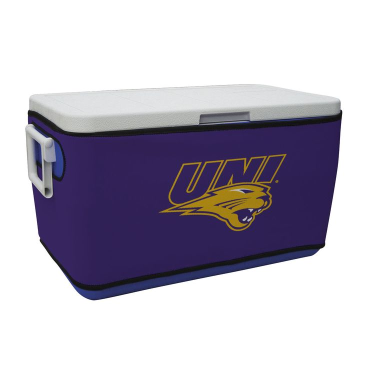 Rappz 48 Quart Cooler Cover - Northern Iowa University Panthers