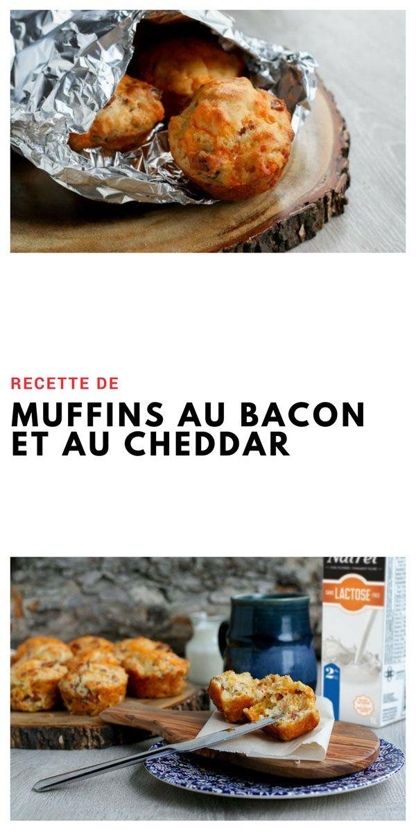 #muffin #bacon #cheddar