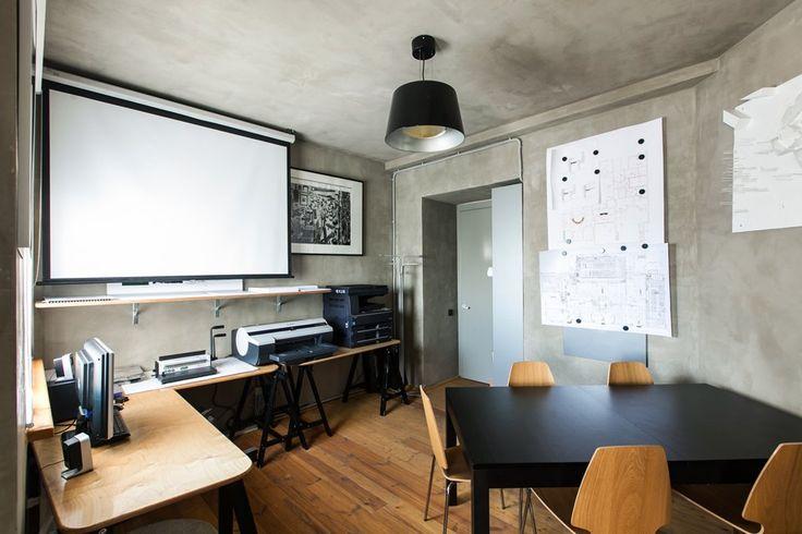 Офис бюро Archido вмансарде. Изображение №3.