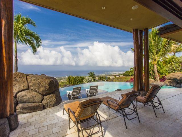 Manoir De L'océan Hawaïen