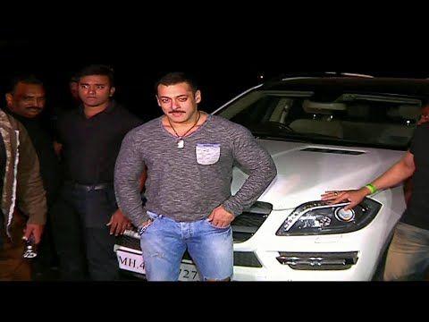 Salman Khan's 50th Birthday Party 2015   EXCLUSIVE UNCUT VIDEO.