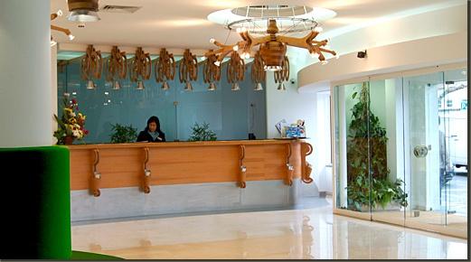 first stop...Hotel Ponta Delgada #Azores