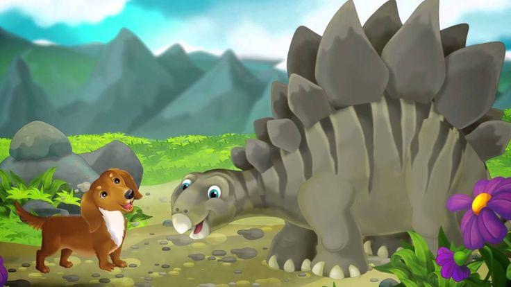Nestor's Adventures – Children's Book Promo HD