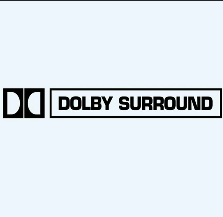 Dolby noise reduction system logo