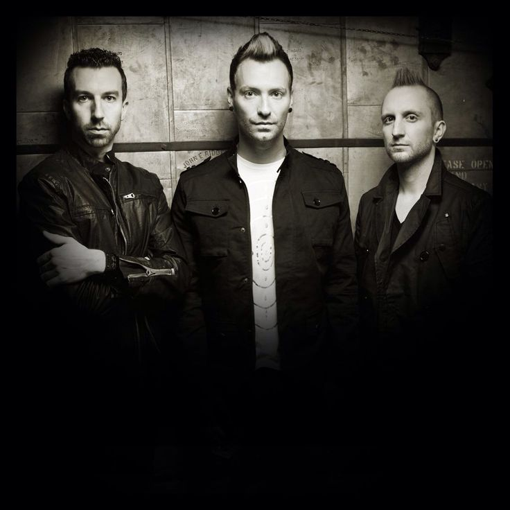 Thousand Foot Krutch - Saw them September 29, 2016 at the Concord Music Hall in Chicago, IL. They performed with Devour the Day and Skillet.