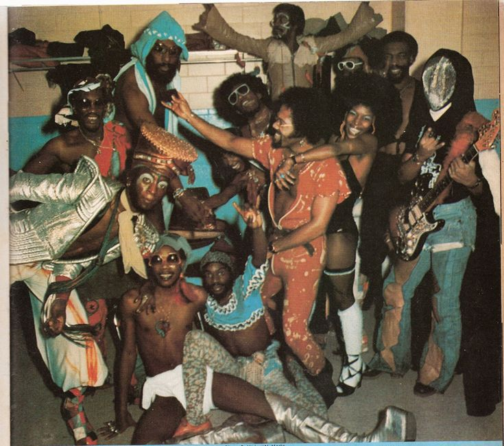 Photos 1970s - George Clinton Parliament Funkadelic official website