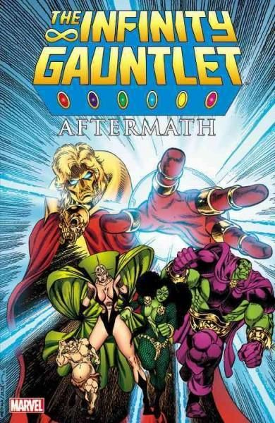 Marvel Infinity Gauntlet: Aftermath
