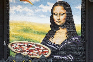 Mona Lisa Pizza Recipe