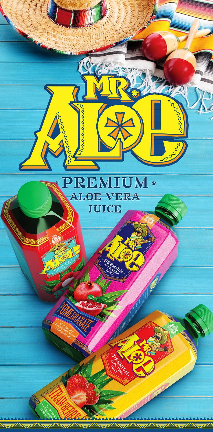 """Check out this @Behance project: """"Aloe Drink package"""" https://www.behance.net/gallery/52338903/Aloe-Drink-package"""